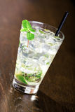 Cocktails Collection - Mojito Stock Photography