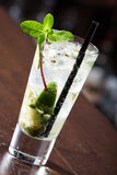 Cocktails Collection - Mojito Stock Image