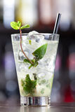Cocktails Collection - Mojito Stock Photos
