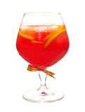 Cocktails Collection - Negroni Royalty Free Stock Photos