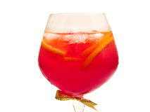 Cocktails Collection - Negroni Stock Image