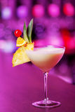 Cocktails Collection - Pina Colada Royalty Free Stock Photo