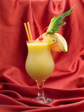 Cocktails Collection - Pina Colada Royalty Free Stock Images