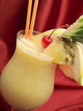 Cocktails Collection - Pina Colada Royalty Free Stock Photography