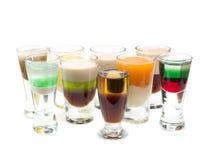 Cocktails Collection - Shot Enterprise Stock Photography