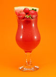 Cocktails Collection - Strawberry and Watermelon Smoothie Stock Images