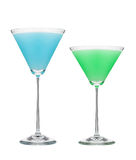 Cocktails cosmopolites Image stock