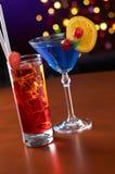 Cocktails d'été images libres de droits