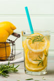 Cocktails de l'eau de Detox Image stock