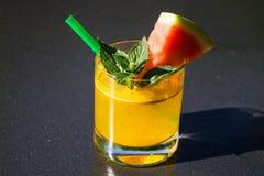Cocktails en longdrinks royalty-vrije stock foto