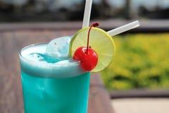 Cocktails, Hawill bleu Photo libre de droits