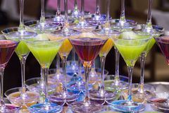 Cocktails Royalty Free Stock Image