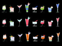 Cocktails4 Royalty Free Stock Photo