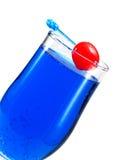 Cocktailsinzameling - de Blauwe Herinnering van Absolut Royalty-vrije Stock Afbeelding