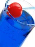 Cocktailsinzameling - de Blauwe Herinnering van Absolut Royalty-vrije Stock Foto