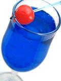 Cocktailsinzameling - de Blauwe Herinnering van Absolut Royalty-vrije Stock Afbeeldingen