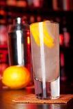Cocktailsinzameling - Papa Doble Royalty-vrije Stock Afbeelding