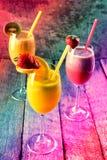 Cocktailtijd Stock Foto