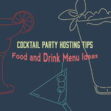 Cocktailvektorillustration Stockfotografie