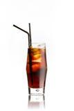Cocktailwhisky und -kolabaum Stockfoto