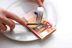 cocnept χρήματα Στοκ εικόνα με δικαίωμα ελεύθερης χρήσης
