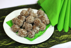 Coco balls Stock Photography