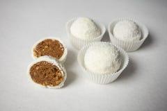 Coco cakes Stock Photos