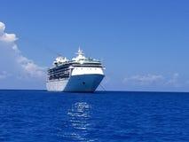 Coco Cay Królewska Karaibska Intymna wyspa Zdjęcia Stock
