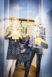 Coco Chanel fashion shop in Italy royalty free stock photo