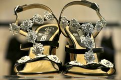 Coco Chanel summer luxury fashion royalty free stock photos