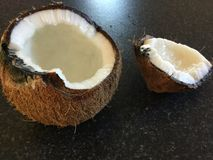Coco for coconuts Stock Photo