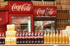 Coco-cola Royalty Free Stock Photo