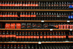 Coco-cola Royalty Free Stock Photography