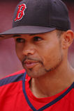 Coco Crisp, Boston Red Sox Royalty Free Stock Photography