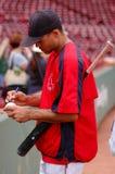 Coco Crisp, Boston Red Sox Stock Photos