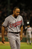Coco Crisp, Cleveland Indians royalty free stock image