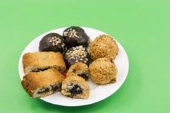 Coco de las galletas foto de archivo