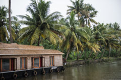 Coco Houseboats on Lake Royalty Free Stock Image