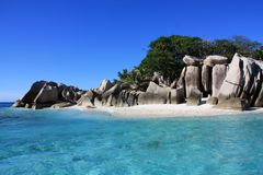 Coco Island, Seychelles Stock Photo