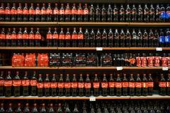 Coco-kola Photographie stock libre de droits