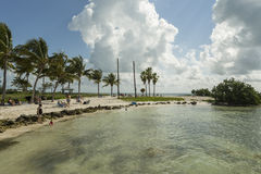 Coco Plum Beach, Florida Stock Photos