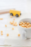 Coco puffs Royalty Free Stock Images