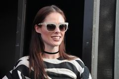 Coco Rocha Stock Photography