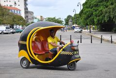 Coco Taxi Royalty Free Stock Image