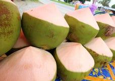 Coco verde Imagem de Stock