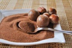 Cocoa Stock Image