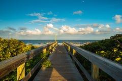 Cocoa Beach Stock Photo