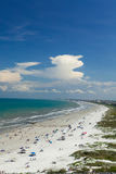 Cocoa beach, Cape Canaveral Royalty Free Stock Image