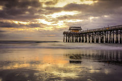 Cocoa Beach, Florida Royalty Free Stock Photography