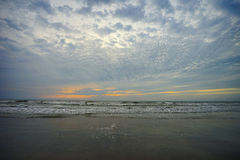 Cocoa beach landscape Royalty Free Stock Photography